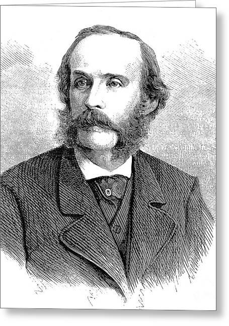 Frederick Edwin Church Greeting Card