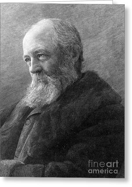 Frederick Olmsted, American Landscape Greeting Card