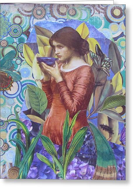 Frida Garden Greeting Card