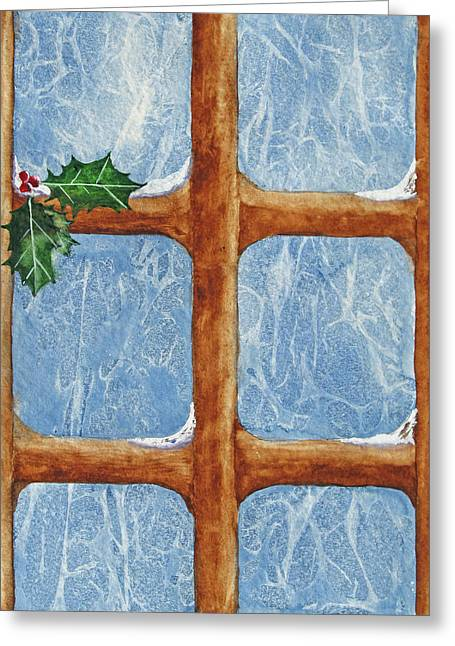 Frost By Jack Greeting Card