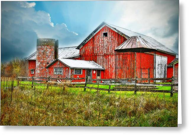 Greeting Card featuring the photograph Frosted by Mary Timman
