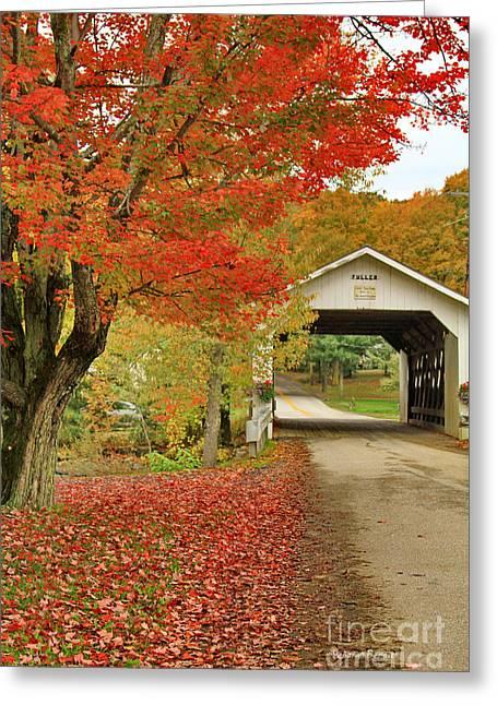 Fuller Bridge Greeting Card