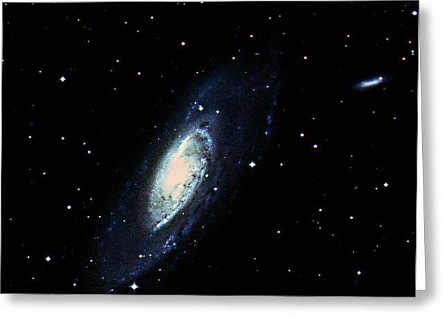 Galaxy M106 Greeting Card by Mpia-hd, Birkle, Slawik