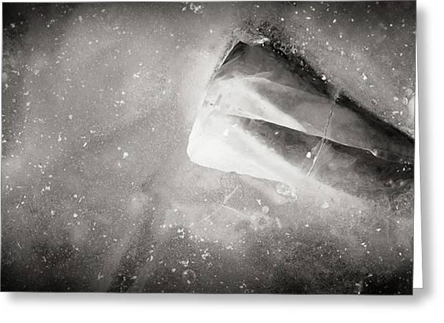 Galaxy Nb.1 Greeting Card by Konstantin Dikovsky
