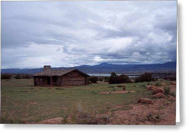 Ghost Ranch Vista Greeting Card
