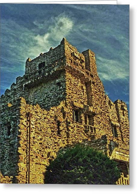 Gillette Castle Greeting Card
