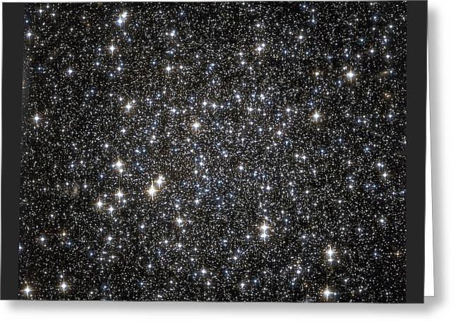 Globular Star Cluster Ngc 6101 Greeting Card by Nasaesastsci