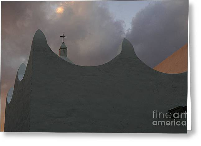 Goliad Mission 1 Greeting Card