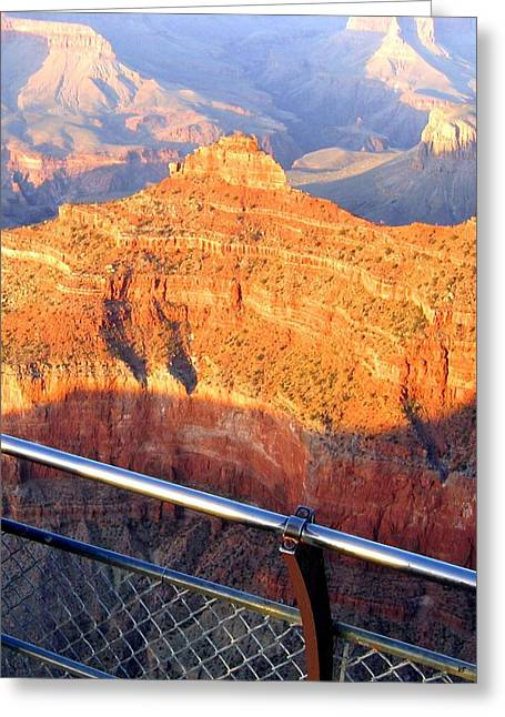 Grand Canyon 43 Greeting Card by Will Borden