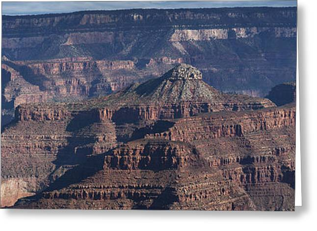 Grand Canyon At Hopi Point Page 4 Of 4 Greeting Card by Gregory Scott