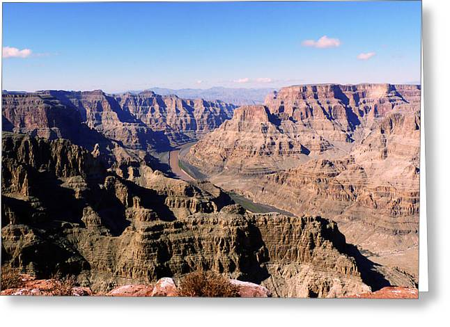 Greeting Card featuring the photograph Grand Canyon by Lynn Bolt