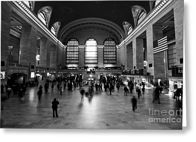 Grand Central Terminal Greeting Card