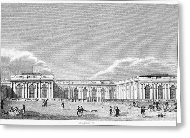 Grand Trianon, Versailles Greeting Card by Granger
