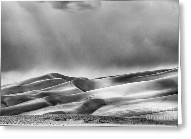 Great Sand Dunes National Park II Greeting Card