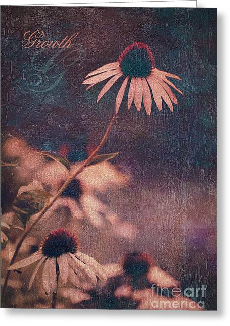 Growth  Greeting Card by Aimelle