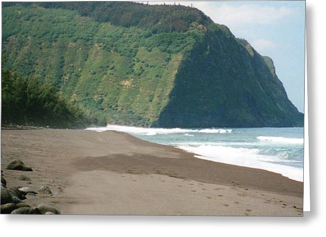 Hawaii Shore Greeting Card