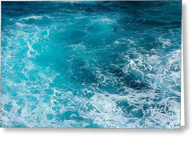 Hawaiian Waters 1 Greeting Card
