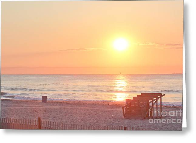 Hdr Beach Ocean Beaches Oceanview Scenic Sunrise Seaview Sea Photos Pictures Photo Greeting Card by Pictures HDR