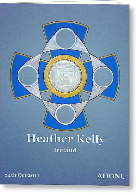 Heather Kelly Greeting Card
