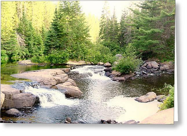 Highlander Trail Greeting Card