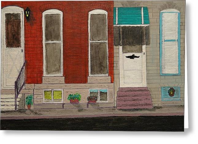 Highlandtown Greeting Card