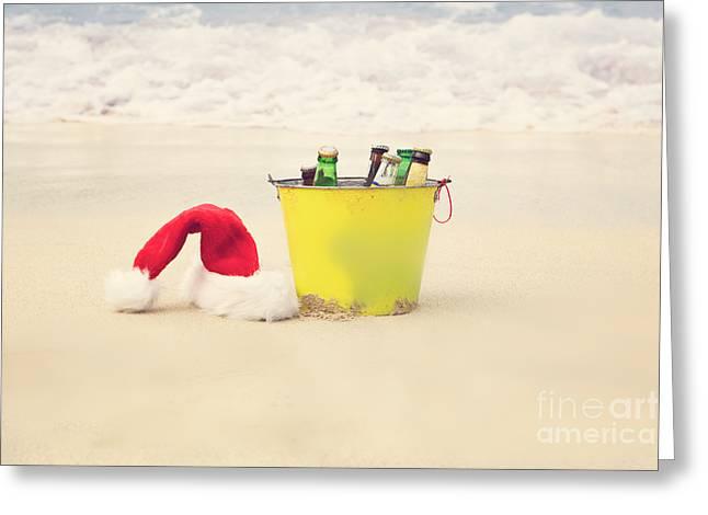 Holiday Cheer Greeting Card by Kim Fearheiley