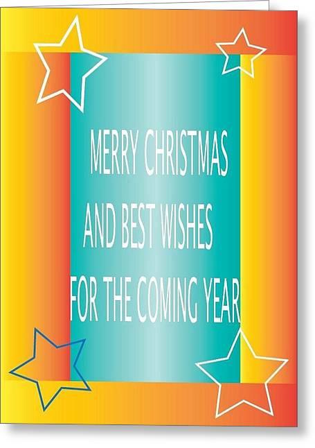 Holiday Season 3 Greeting Card by Richard Lanctot
