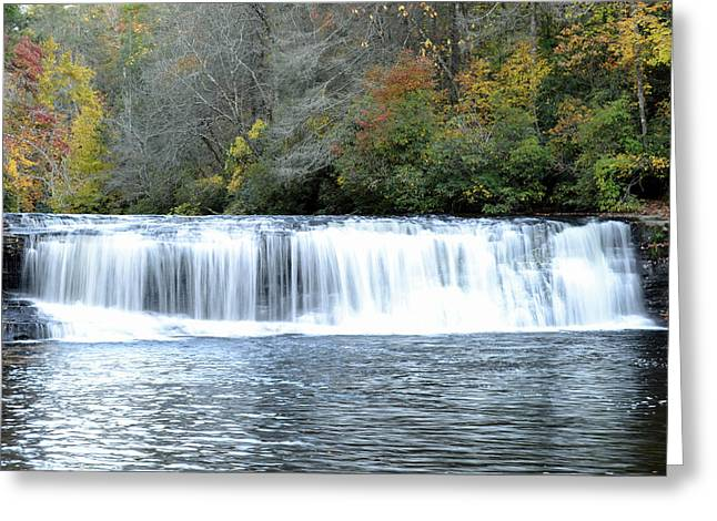 Hooker Falls Greeting Card