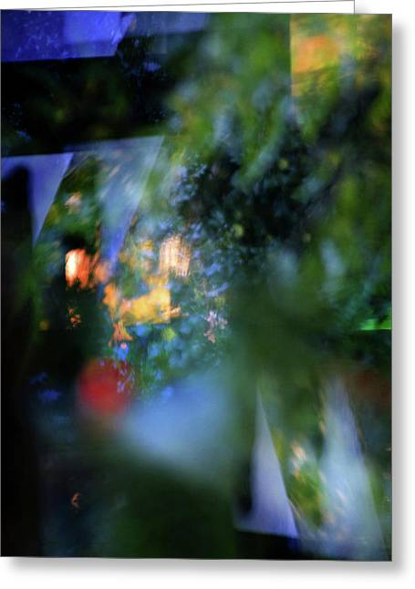 Greeting Card featuring the photograph Hues - Forms - Feelings   by Richard Piper