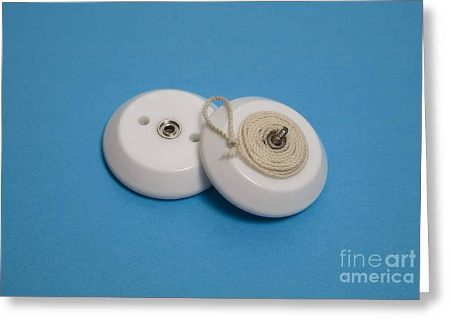 Inside A Yo-yo Greeting Card
