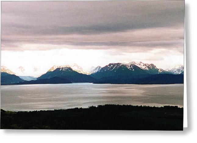 Inside Passage Greeting Card