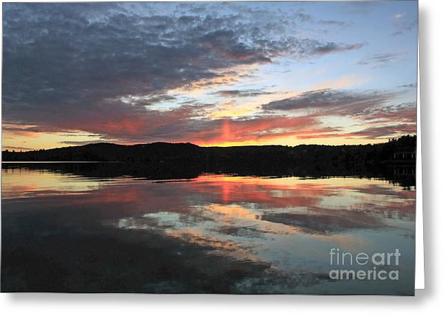 Inspired By Nature - Algonquin Provincial Park Greeting Card