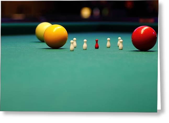 Italian Billiard Photograph By Riccardo Vanorio - Italian pool table