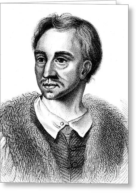Jan Baptist Van Helmont, Flemish Greeting Card