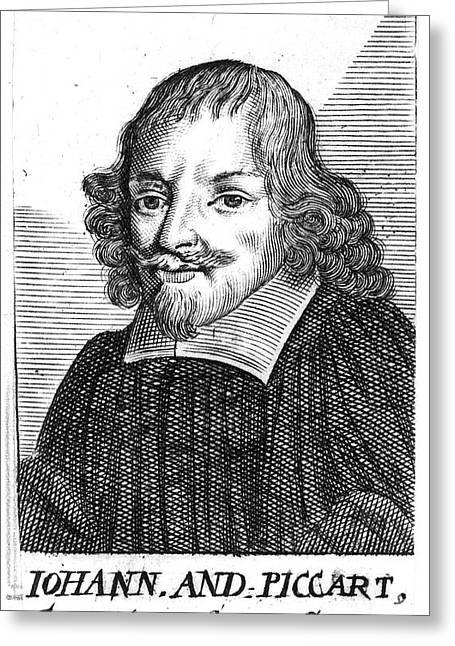 Jean Picard (1620-1682) Greeting Card