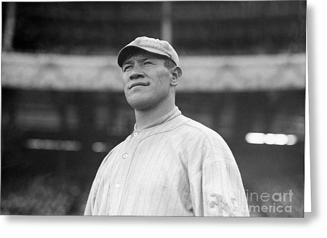 Jim Thorpe (1888-1953) Greeting Card by Granger