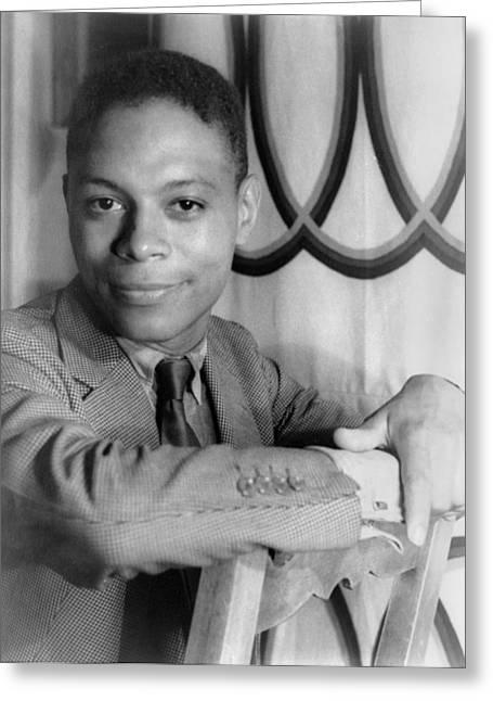 Jimmie Daniels (c1939-1984) Greeting Card