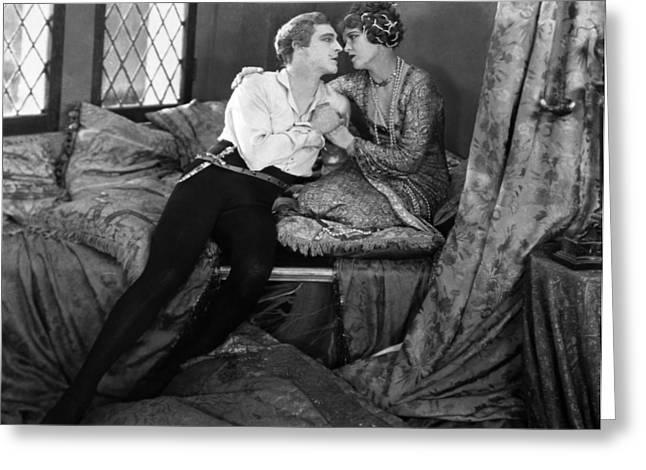 John Barrymore (1882-1942) Greeting Card by Granger