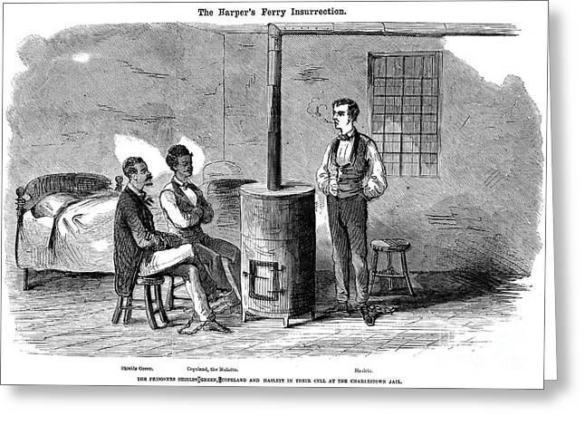 John Brown Raid, 1859 Greeting Card by Granger