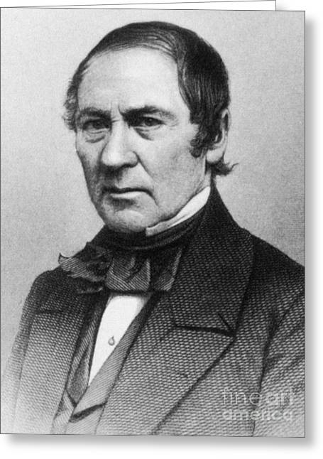John Macpherson Berrien (1781-1856) Greeting Card