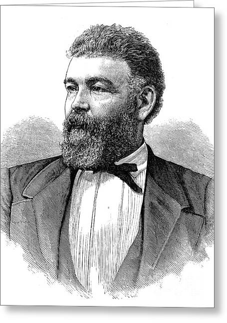 John Morrissey (1831-1878) Greeting Card