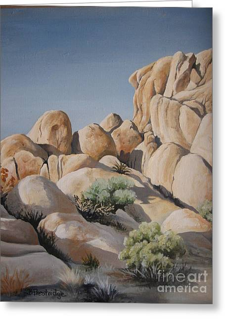 Joshua Tree 1 Greeting Card