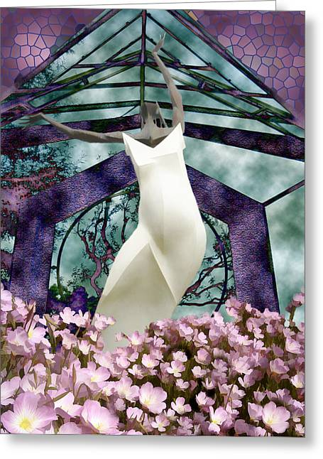 Jubilation Greeting Card