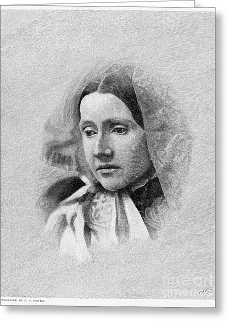 Julia Ward Howe (1819-1910) Greeting Card