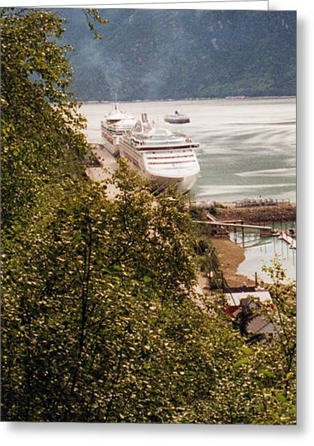 Juneau Alaska Greeting Card