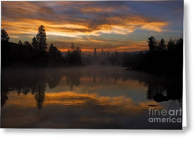 Just Another Magical Sunrise Greeting Card