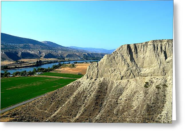Kamloops British Columbia Greeting Card