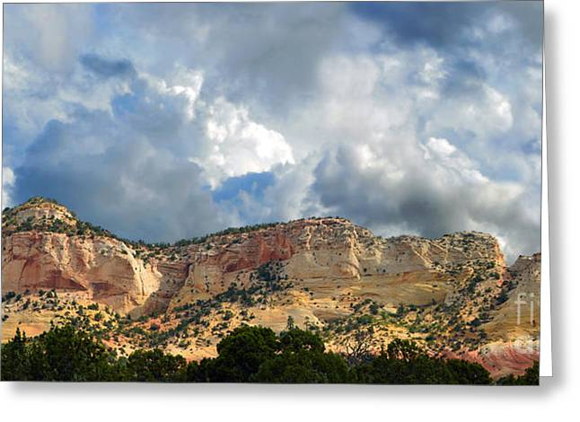 Kanab Utah Greeting Card