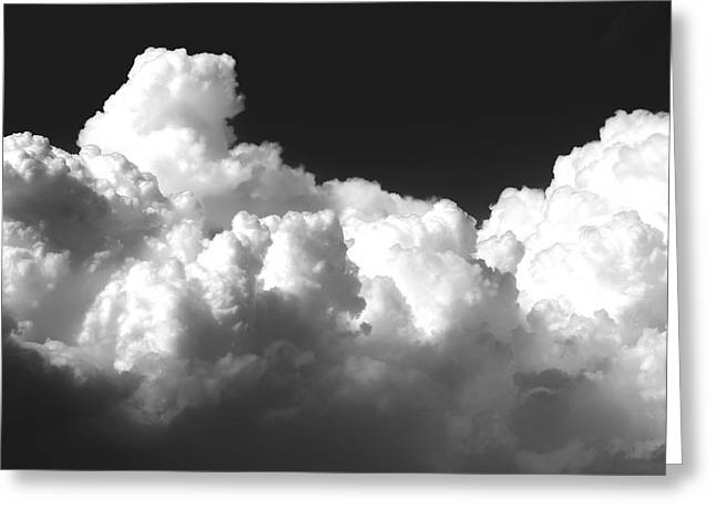 Kansas Thunderheads   Greeting Card