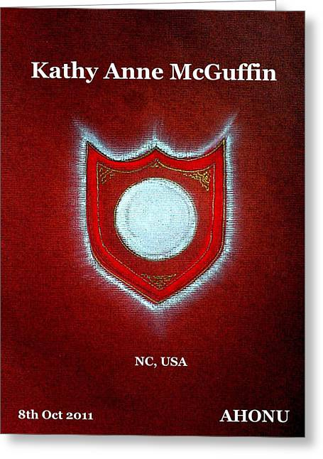 Kathy Anne Mcguffin Greeting Card
